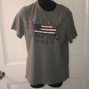 Levi's American Flag t-shirt